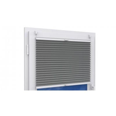 Plisa okienna nieinwazyjna (wysokość 250 cm) - Gr. Materiału A